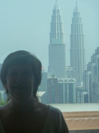 Furama Bukit Bintang: petronas towers