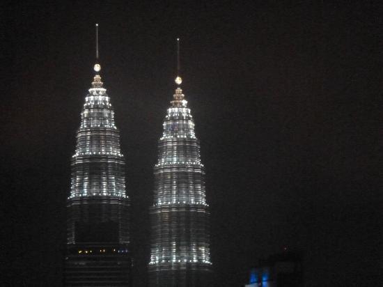 Furama Bukit Bintang: night view