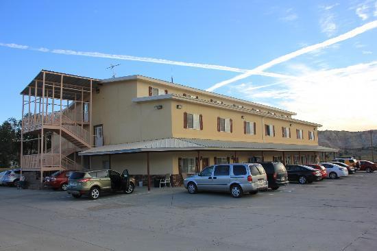 Grand Staircase Inn: Inn mit Parkplätzen