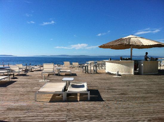 Radisson Blu Resort Split: pure pleasure at the beach