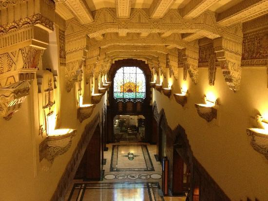 2nd floor picture of marine building vancouver for Columbia flooring reviews