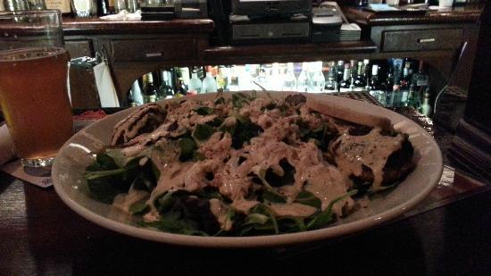 Stockholm's: Crunchy Crab Salad
