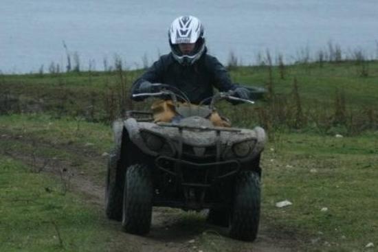 Black Isle Quad Biking: Broomhill Farm