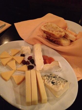 Hasler Brothers: cheese plate