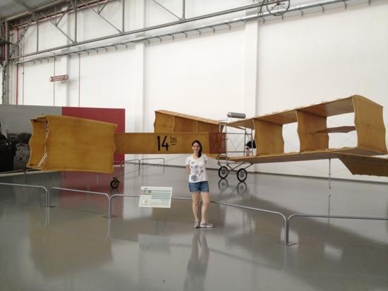 TAM Museum: 14 bis!