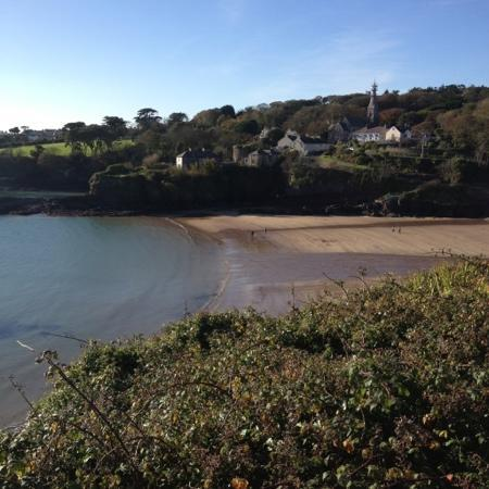 The Strand Inn: strand at dunmore east