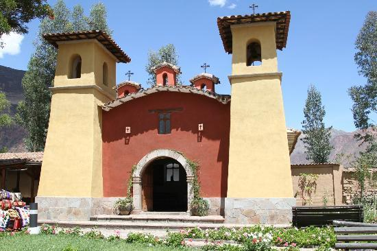 Sonesta Posadas del Inca Sacred Valley Yucay: Church within the Grounds