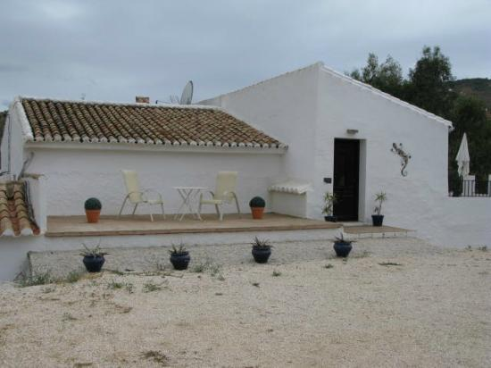 Casa Colina: Eingang Almond Suite