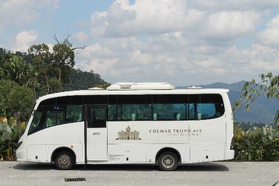 french village Colmar Tropicale, Berjaya Hills - Malaysia