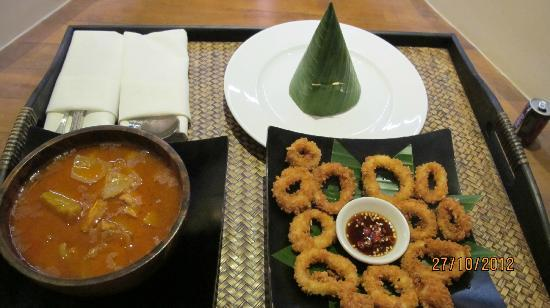 Navutu Dreams Resort & Wellness Retreat: lunch