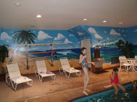 Holiday Inn Express Hotel Suites Franklin Oil City Indoor Pool