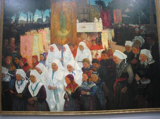 Ca' Pesaro Galleria Internazionale d'Arte Moderna: Lesser know Italian painting