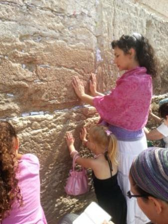 Jerusalem Gardens Hotel & Spa: Стена Плача