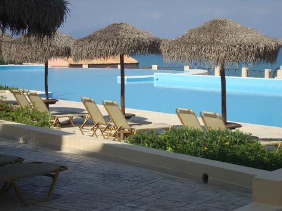 Grecotel Olympia Riviera Thalasso: πισινα