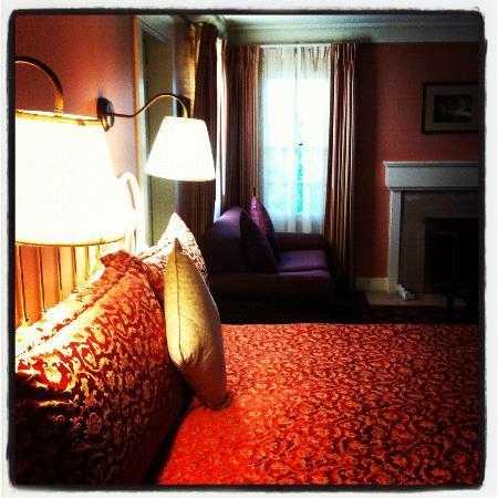 Mendocino Hotel and Garden Suites: Garden suite