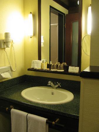 Steigenberger Hotel Sanssouci: Sink area