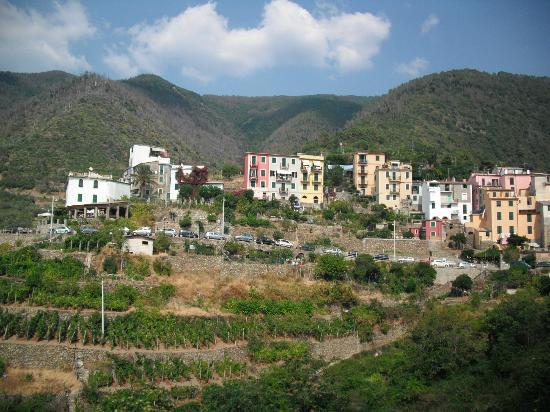 B&B Casa vacanze il Gatto: Another beautiful view from Il Gato