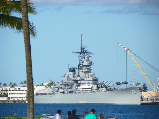 Pearl Harbor Historical Tours - Musashi Tours