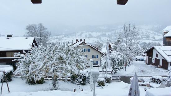 Berggasthof Sonne: Aussicht