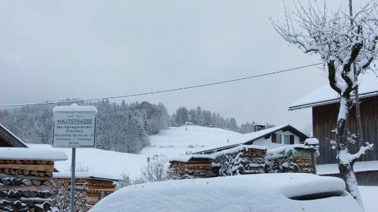 Berggasthof Sonne : Aussicht
