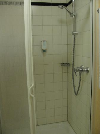 Steigenberger Hotel Sanssouci: shower