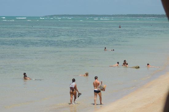Piscina: quarta praia