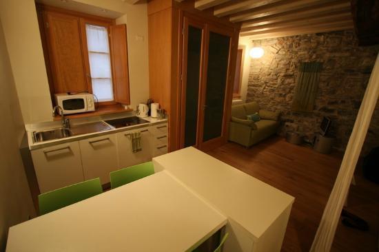 Tornoalago : self catering kitchen