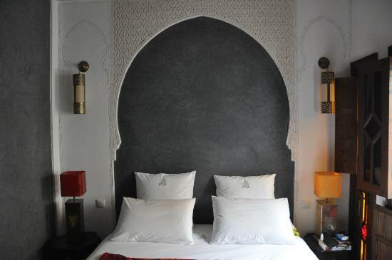 Riad Charme d'Orient: Zimmer Moulay Ahmed