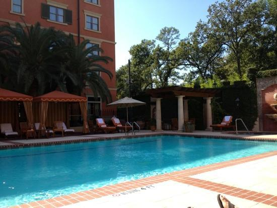 Hotel Granduca Houston: fantastic pool!