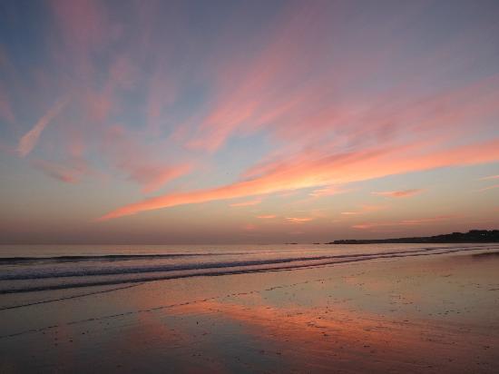 Nantasket Beach Resort: Juste avant que le soleil ne se lève