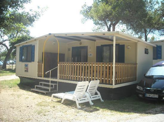 Fazana, Croatia: Mobil home