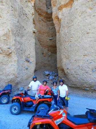 ATV Experience: Amazing scenery Oct 2012