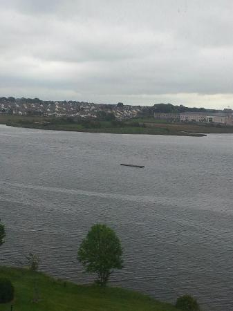 Radisson Blu Hotel & Spa, Galway: The View From My Room :)