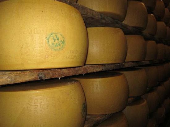 Italian Days Food Experience: Parmigiano Reggiano DOP