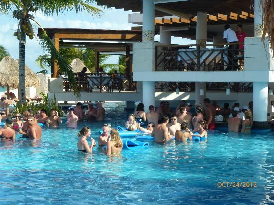 Veiw from rm 7318 - Picture of Excellence Playa Mujeres, Playa Mujeres - TripAdvisor