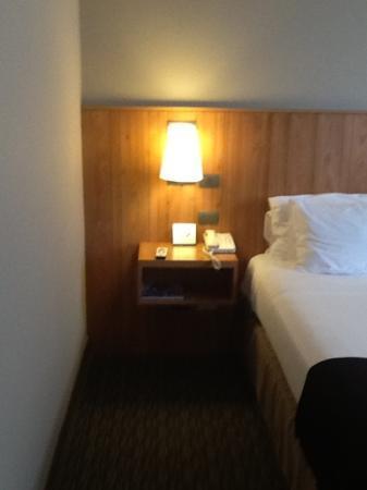 Hotel Atton San Isidro: Habitación desde otro ángulo