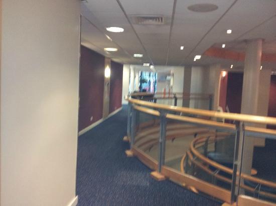 The Pendulum Hotel: Lobby