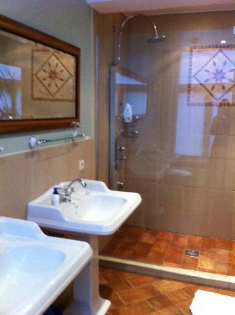 Huis 't Schaep: Bathroom of Renoir