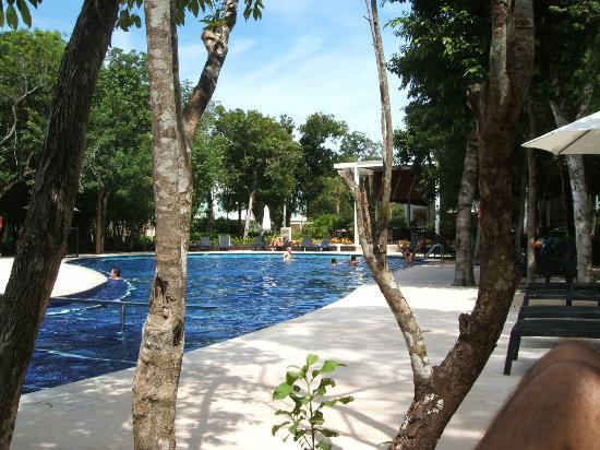 Piscina picture of luxury bahia principe sian ka 39 an don for Piscina bahia