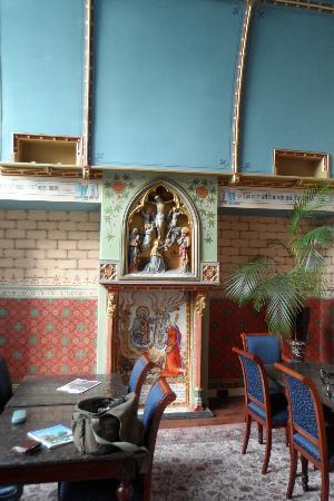Huis 't Schaep: Lounge on first floor