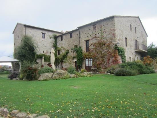 Castello di Petrata: castello