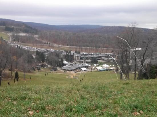 ‪‪Seven Springs Mountain Resort‬: October 2012