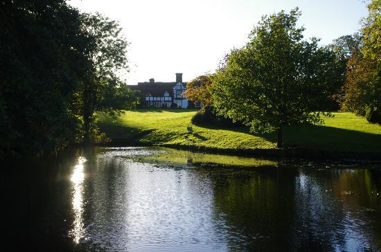 Ghyll Manor Hotel & Restaurant: the lake