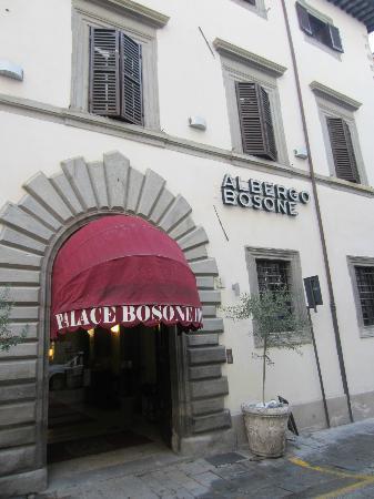 Hotel Bosone Palace: hotel
