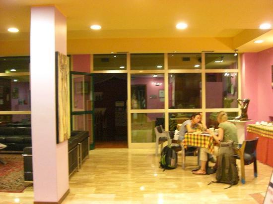 Hotel Porta Palio: Dining