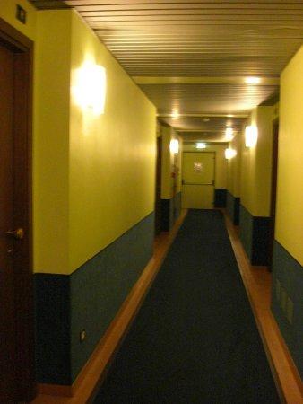 Hotel Porta Palio: Corridor