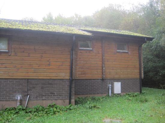 Portsonachan Hotel: Rear of lodge