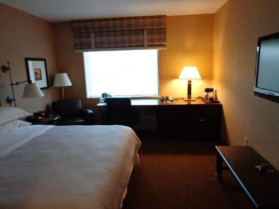 Sheraton Herndon Dulles Airport Hotel: room