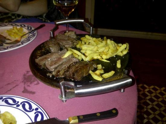 Casa Rufo : the best fillet steak I have ever had