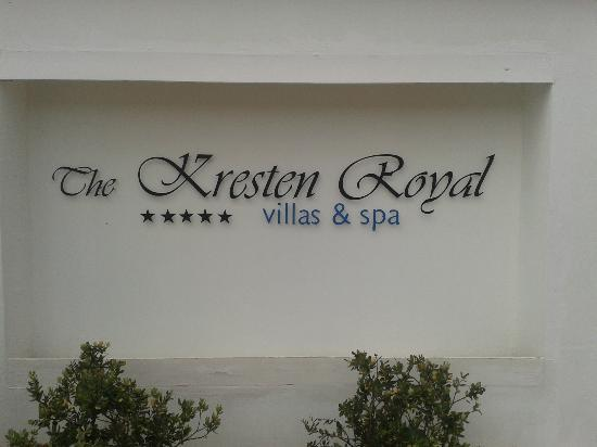 The Kresten Royal Villas & Spa: hotel